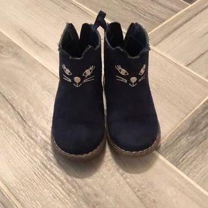 GAP Shoes - Gap toddler cat booties